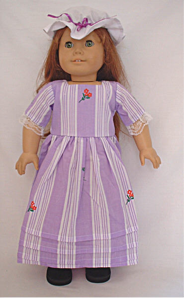 OFFER Colonial Lilac Gown
