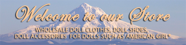Welcome to Wholesaledollclothes.com